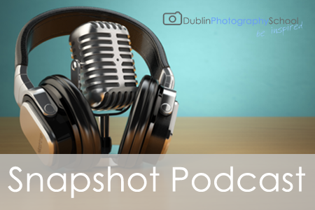 podcast about irish photography industry