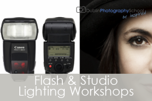 Studio & Flash Lighting Workshops