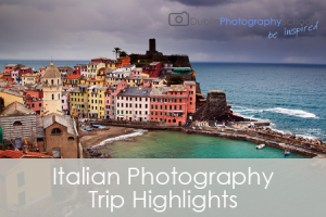 DPS & TDactive Holidays Italy Adventure –  Part 1