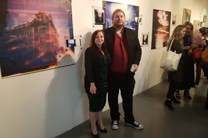Congratulations to Stewart Kenny & Kim Lynch On Their Recent Exhibition