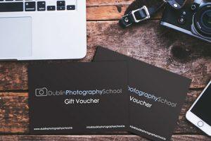 photography course gift vouchers dublin