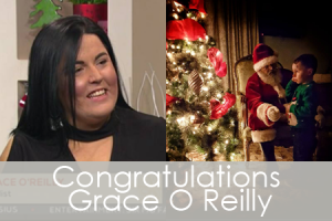 Congratulations To Grace O Reilly From All Here AT DPS – TV3 Ireland AM Christmas Photography Competition