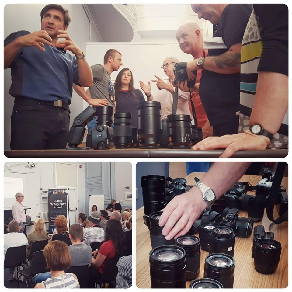 panasonic camera photography courses ireland