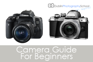 best camera for photography courses in dublin