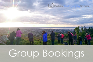 Group Bookings - Photography Courses Dublin