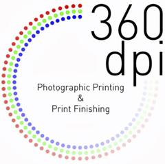 360dpi printing bray