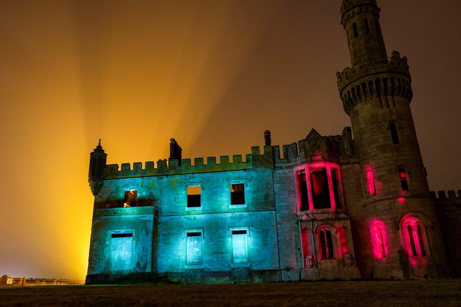 halloween photography courses ireland