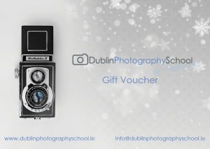 photography courses gift vouchers dublin
